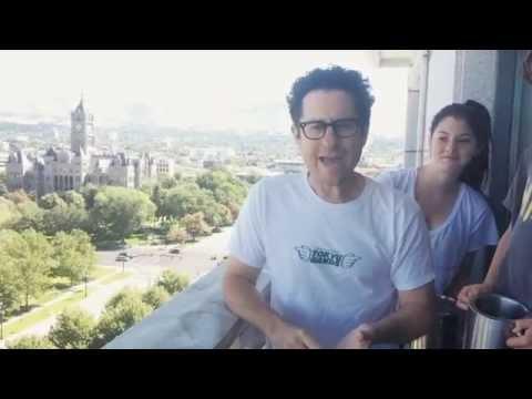 ALS Ice Bucket Challenge (J.J. Abrams)