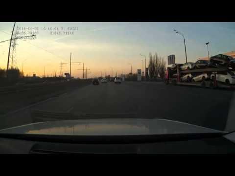 Авария 20 04 2014 в Казани