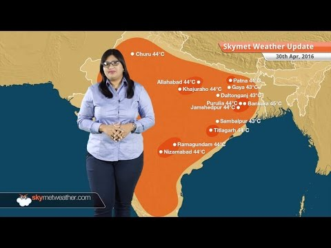 Weather Forecast for April 30: Rain likely in Maharashtra and Odisha, no respite from heatwave