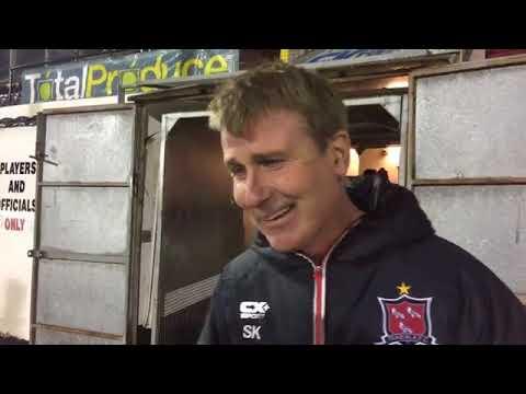 🗣️ DFCTV | Stephen Kenny: Post-match Interview (Brentford B)