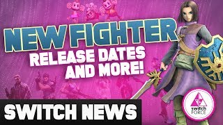 HERO In Smash Bros Ultimate THIS Month!? Resident Evil Switch UPDATE! (Switch News)