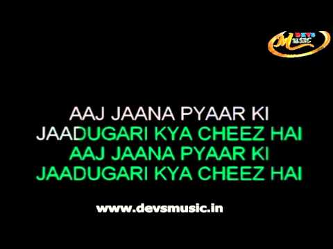 Hoshwalon Ko Karaoke Sarfarosh Www.devsmusic.in Devs Music Academy video