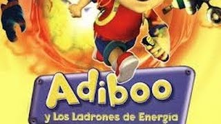 Adiboo and the Energy Thieves - Trailer (2004)