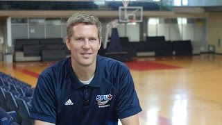 SFU Clan Men's Basketball: Introducing Steve Hanson