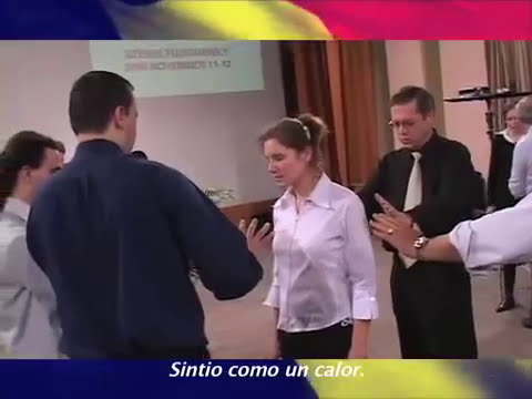 Miracles in SZEKELYUDVARHELY, ROMANIA Holy Spirit Revival