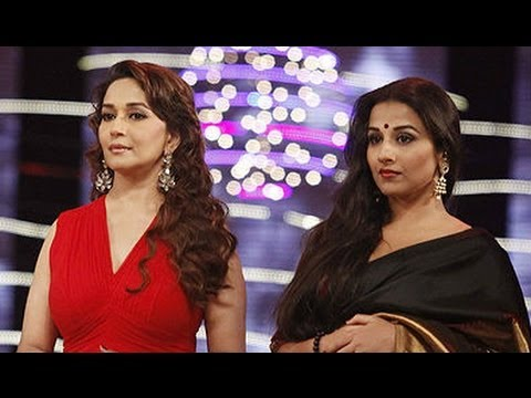 Vidya Balan Wants To Be Like Madhuri Dixit
