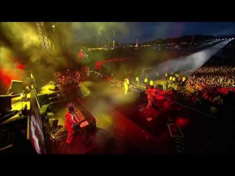 Slipknot - Dead Memories / Gently (Live @ Download Festival, 2013)