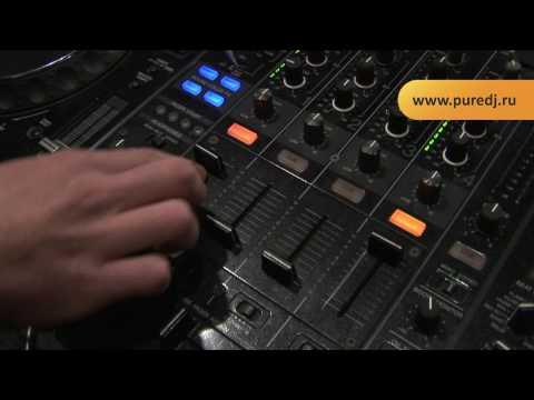 Видео Уроки Dj. Pure Dj Video - Классическое сведение.Mixing