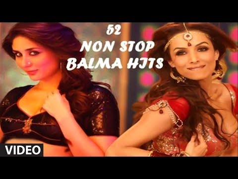 52 Non Stop Balma Hits (Official) - Full Length Video - Exclusively on T-Series Popchartbusters Music Videos
