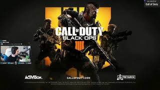 SHROUD analyze: Call of Duty: Black Ops 4 gameplay!