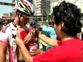 Голые велосипедисты запрудили улицы столицы Перу