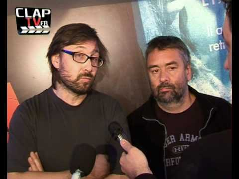 EXCLU : LUC BESSON - PIERRE MOREL En Interview Sur TAKEN