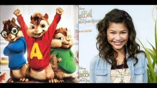 Zendaya Video - Chipmunks - Swag it Out ( Zendaya Coleman)