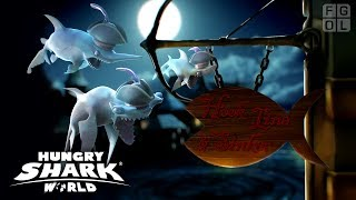 Hungry Shark World - Have you seen the Galleon of the Dead?