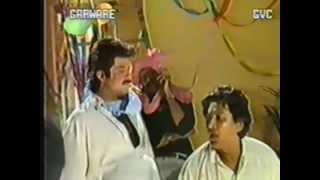 rare video on the set of PARINDA 1989
