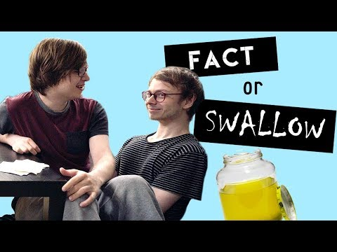 Fact or Swallow | C9 LoL pt. 1