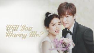 MinShin: Will You Marry Me? (Lotte Mashup)