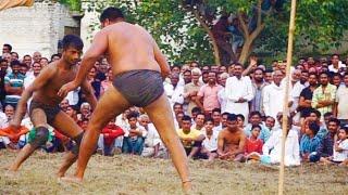 Mohammed Ali Lapra Vs Sanjeev Pehlwan Kushti Dangal Haryana Khadari