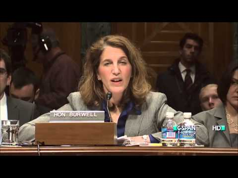 Senator Jeff Sessions Grills Budget Dir. Sylvia Burwell on Obama 2015 Budget 3.5.2014