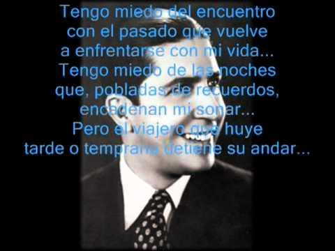 Volver Tango de Carlos Gardel con letras