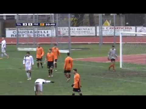 Tolentino - Portorecanati 5-1 - 25-1-2015