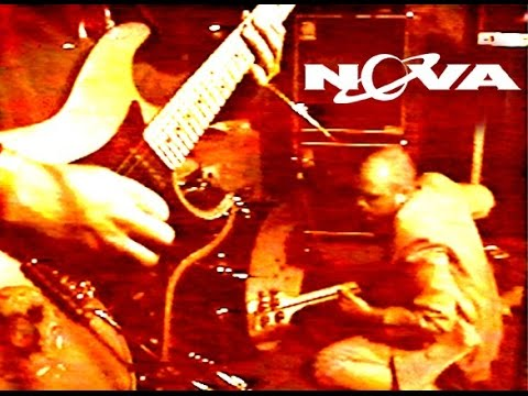 "NOVA ""Sex, Drugs and Aliens"" (full length unreleased album)"