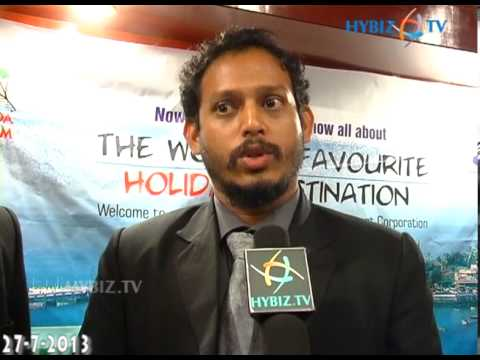 Gavin Dias - Goa Tourism Development Corporation Ltd Road Show