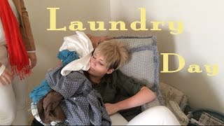 Attack on Titan Cosplay - Laundry Day