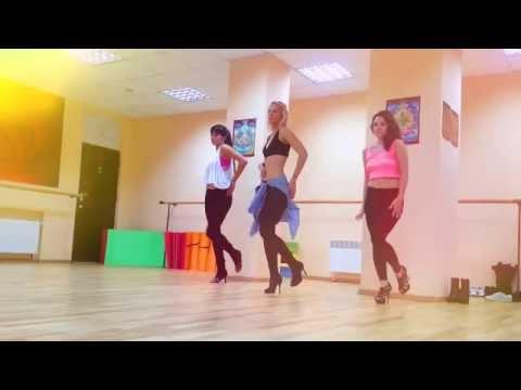 Two weeks choreo / begining / Стрип-пластика / Харьков