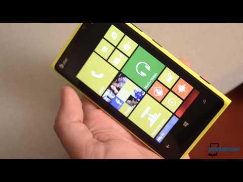 Nokia Lumia 920 (AT&T) Review