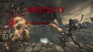 Mortal Kombat X - Vampiress Curse - Hourly Tower