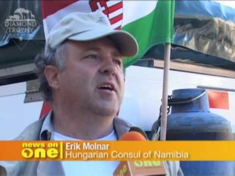 One Africa Television - Diamond Trophy Namibia 2009