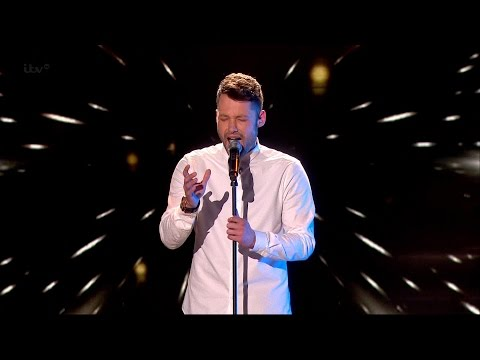 Calum Scott - Britains Got Talent 2015 Final