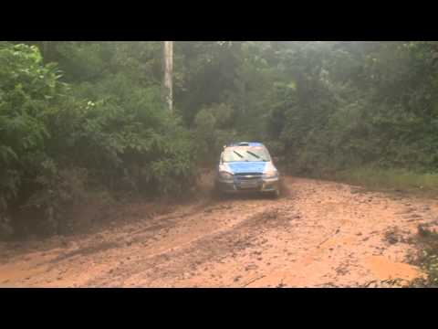 Passagens na SS9 - Rally de Canela 2013