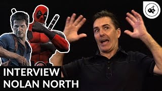 Nolan North Interview: NATHAN FILLION | DEADPOOL | UNCHARTED