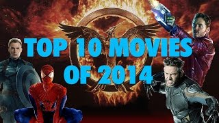 Top 10 Movies of 2014 Trailer Mashup