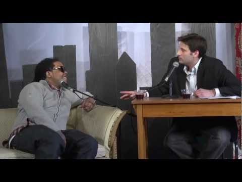 King Louie talks, performs on The Interview Show hosted by Mark Bazer
