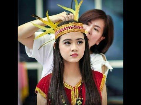 Patiruh Anak - Karungut  Dayak Ngaju  Kalimantan Tengah kesenian khas Dayak