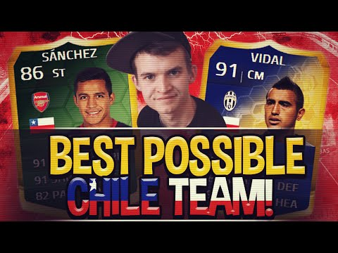 FIFA 14 | CHILE IS CRAZY! FT. iMOTM SANCHEZ