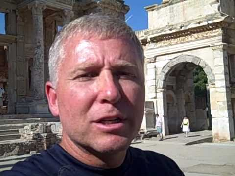 Travel Jobs: When Can You Start? (The Best Job Ever!)  Ephesus, Turkey