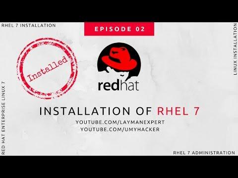 RHEL 7 Tutorial 2 : Installation of RHEL 7 : Linux 7 Installation : RHEL 7 Installation