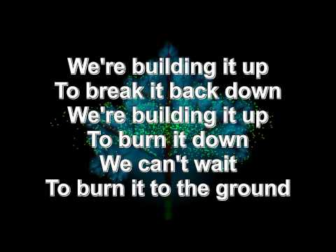 Burn It Down- Linkin Park †† (Lyrics) HD
