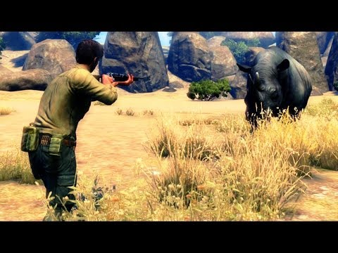 Cabela's African Adventures: Jogo Politicamente Incorreto?! Xbox 360 / Playstation 3 HD Gameplay