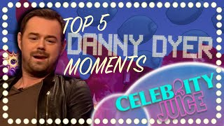 Top 5 Danny Dyer Moments! | Celebrity Juice | Best Bits