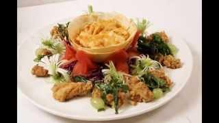 Блюда из морепродуктов