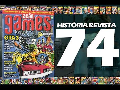 História Revista - 74 - Ação games 171