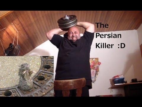 AKO The Persian Kanalratte :D | Parodie | Verarsche | Ako macht eine Ansage | Karl Ess