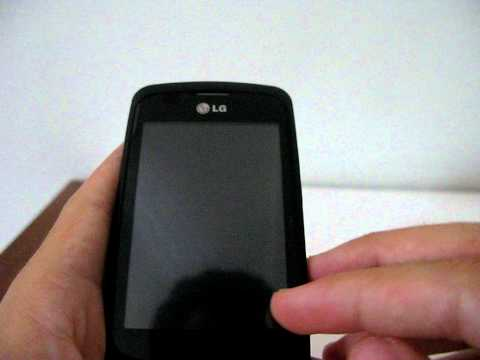 Review LG Optimus One P500 - parte 1