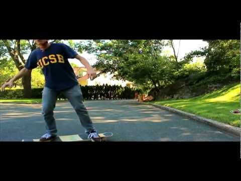 Nelson Trick Tips - No Comply 360 Slide