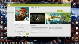 How to Dowload & Install Boom Beach in PC 2014 FREE (Windows/MAC)